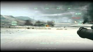 Gameplay - Battlefield 3 - Tank Single Player Gameplay | WikiGameGuides