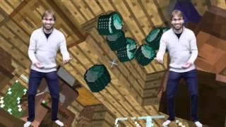 """5 Coisas Que """"Ninguem Fez"""" No Minecraft"""
