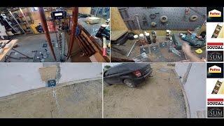 Pattex vs. Jeep #2  12x12cm Soudal, Mamut, Isum, Pattex Test
