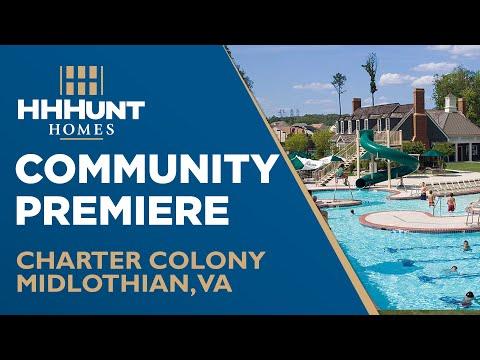 Armistead Village Charter Colony - HHHunt Homes