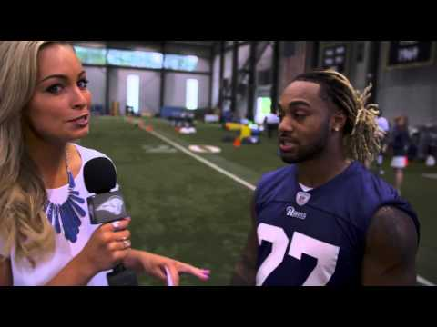 One-On-One with Tre Mason