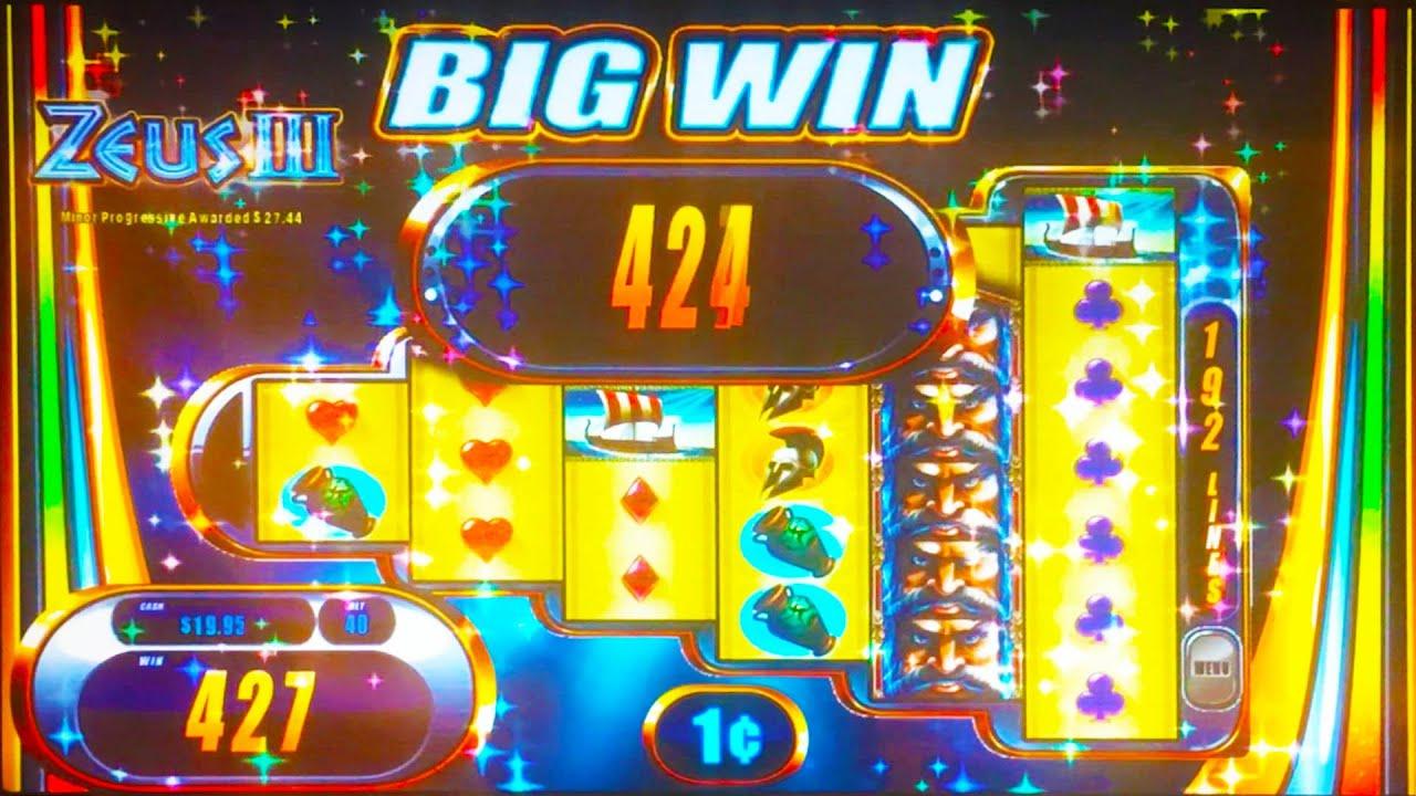 Zeus 111 Slot Machine Free