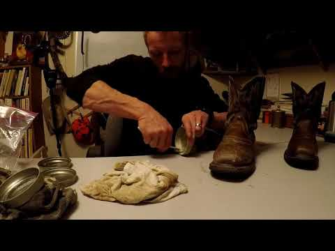caring for ariat work boots