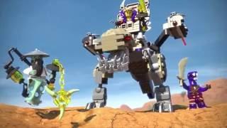 Ultra Stealth Raider - LEGO Ninjago - 70595 Product Animation