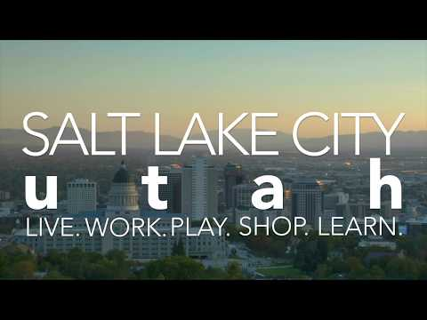Why Move To Salt Lake City, Utah