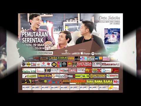 Fachreza ft aden AnB & Dimas - Cinta Tulusku    Promo Radio Seluruh Indonesia 19 Maret 2018