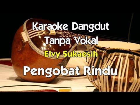 Karaoke Elvy Sukaesih - Pengobat Rindu (Dangdut)