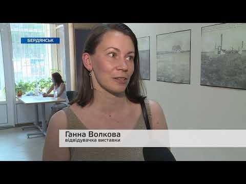 Телеканал TV5: Гамлет на морі: у Бердянську сучасний художник представив свої виставки