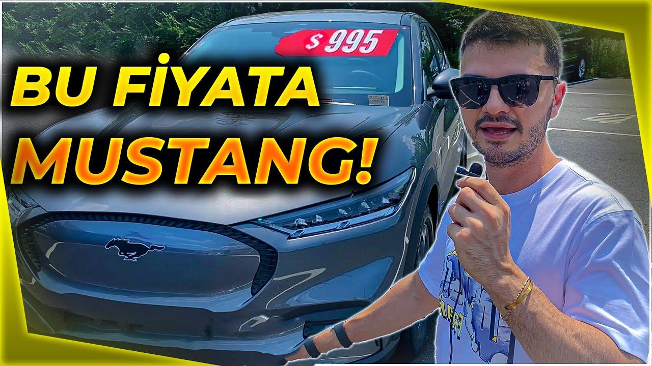 Amerika'da İkinci El Araba Fiyatları 2021 - Öğrencilerin bile alabileceği arabalar