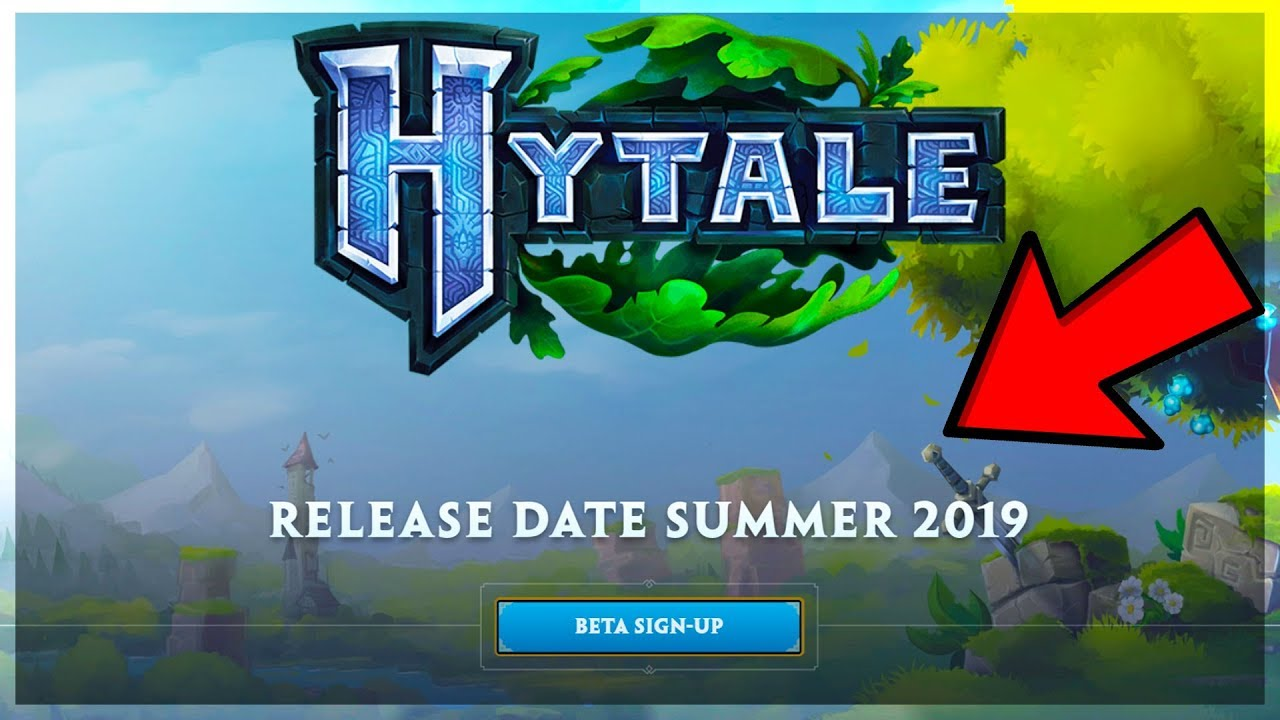 Hytale - Release Date Announcement & Hidden NEW Information (Hypixel 2019)
