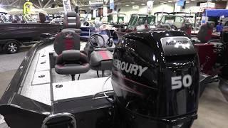 Ranger VS1660 Aluminum Deep V Walkthrough