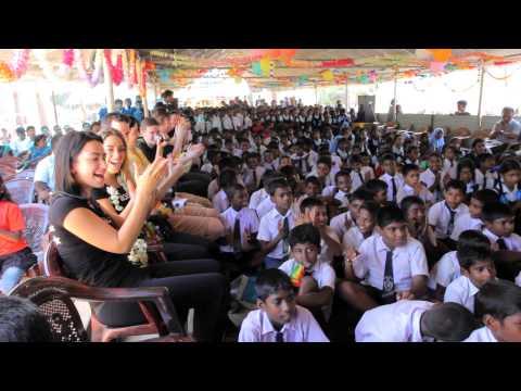 Cathal Ryan Trust Visit to Sri Lanka