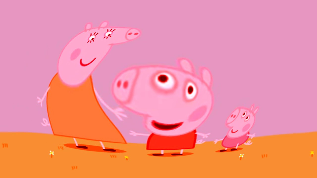 Peppa Pig Intro Bass Boosted My Old Ringtone Youtube