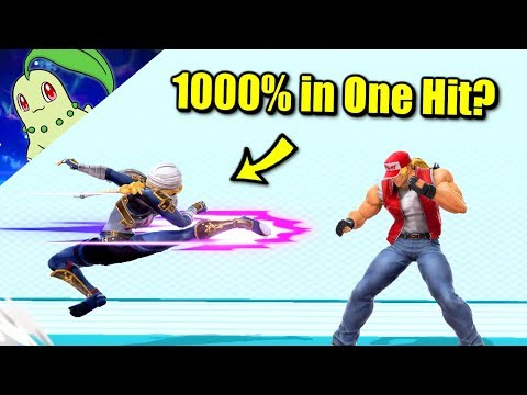 Can Every Character Deal Over 1000% in One Hit in Super Smash Bros. Ultimate?