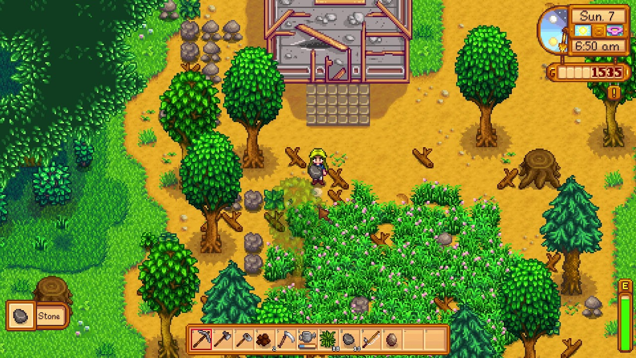 farming coal stardew valley
