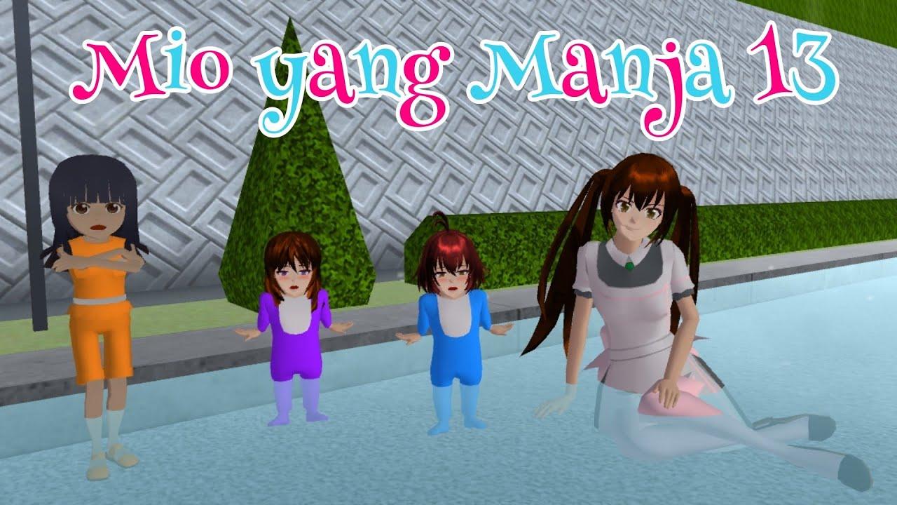 Mio yang Manja 13 | Drama Sakura School Simulator