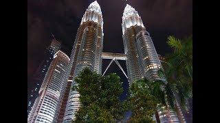 クアラルンプールへの旅 A Trip to Kuala Lumpur Malaysia.