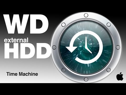 Wd My Port External Hard Drive How To Use With Time Machine On Mac