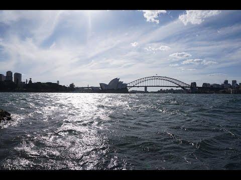 #SYDNEYVLOG Episode 1: The First 2 Nights in Sydney