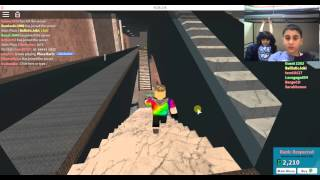 Playing ROBLOX The Plaza Part 1 ep 2