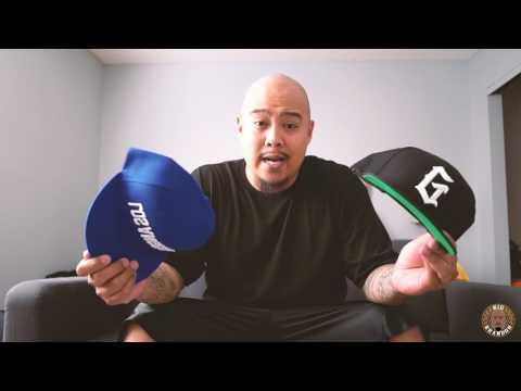 Flex Fit Snapback vs Decky Snapback