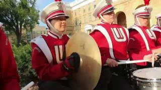 a behind the scenes look at uw madison s new tv commercial