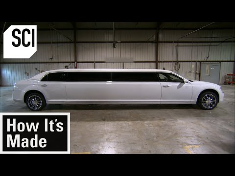 How It's Made: Stretch Limousines