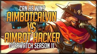 🎲 aimbotcalvin Win Against Aimbot Hacker And Queue Up With Him