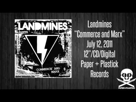 """Landmines - """"Commerce and Marx"""" - Fair Weather Friend"""