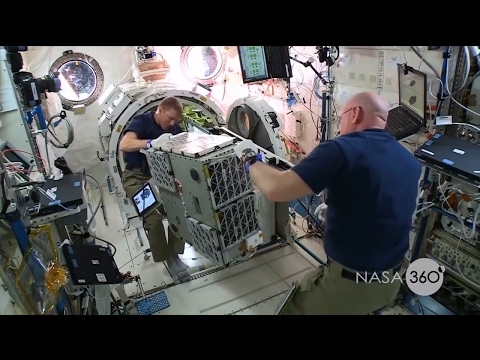 NASA 360 | ISS  A National Laboratory