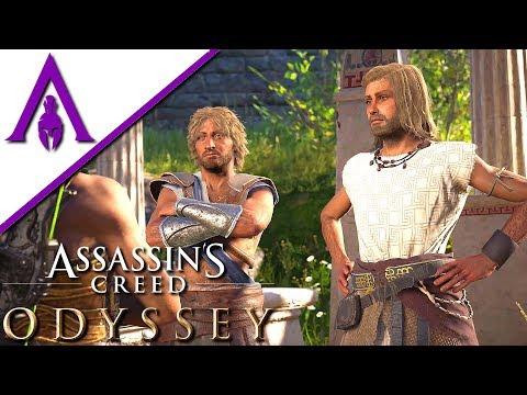 Assassin's Creed Odyssey #175 - Die zwei Brüder - Let's Play Deutsch thumbnail