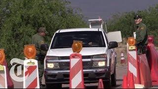 Do Border Patrol Checkpoints Go Too Far? | The New York Times