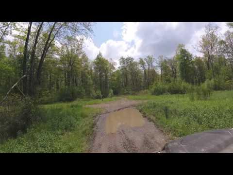 YMR trail ride
