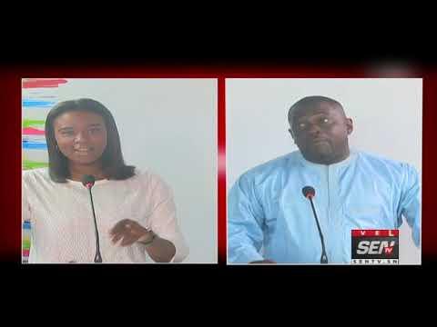 Revue des Titres de Presse avec Fabrice Nguema du Vendredi 2