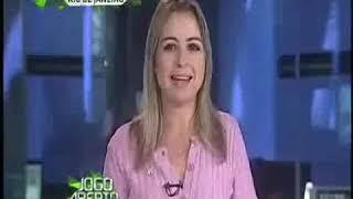 Aline Bordalo !!Linda linda linda!! Reporter esportiva muito gata!! 30 07 13