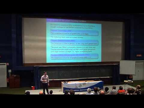 Francis Brown - Quantum Field Theory and Arithmetic