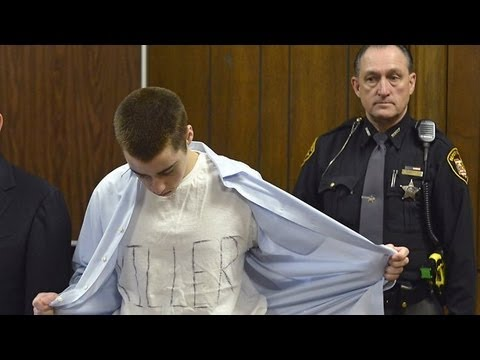 Teen Killer TJ Lane Smiles At Victims' Families In Court