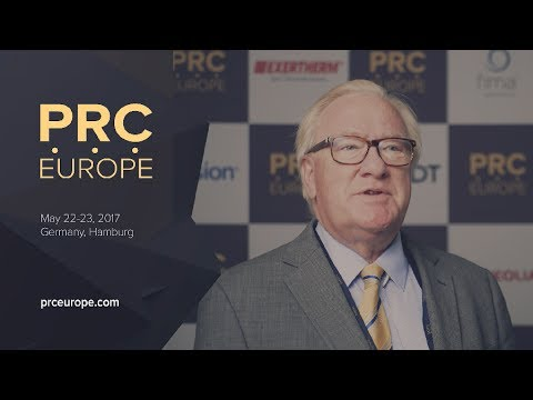 Chris Hunt (UK Petroleum Industry Association) Testimonials @ PRC, May 2017