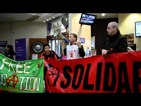 RedSpring2015 Pan-Canadian Day of Action *The Indignants*