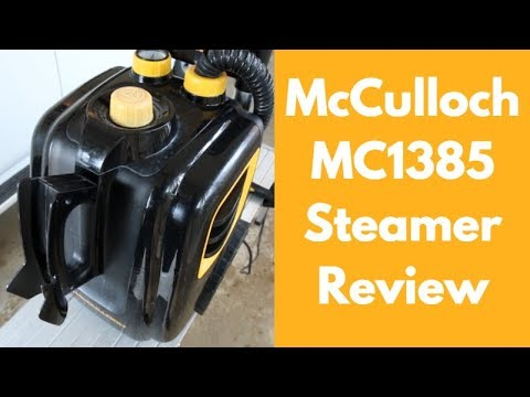Harbor Freight Mcculloch Mc1275 Steam Cleaner Review Doovi