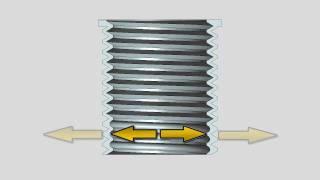 Thread Repair Using a TIME-SERT Insert