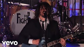 Music video by Foo Fighters performing Everlong (Live on Letterman)...