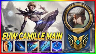 Camille Montage - EUW Camille Main with 1 Million Mastery Points