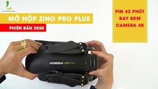MỞ HỘP FLYCAM HUBSAN ZINO PRO PLUS | Phiên bản nâng cấp hoàn toàn mới và nhiều cải tiến nổi trội