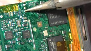 Видео 2. Замена аккумулятора iPod Nano 2