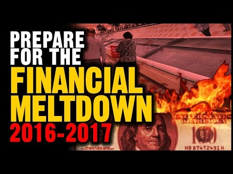 Prepare For The Financial Meltdown 2016-2017,Look at Canada or Australia If You Don't Believe It