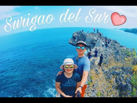 ★ Surigao Del Sur Tour - Barobo Island hoping | Wakat Sea Breeze | Hinatuan Enchanted River.