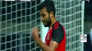 ملخص و اهداف مباراة المغرب 1-1 مصر  كامل 2017