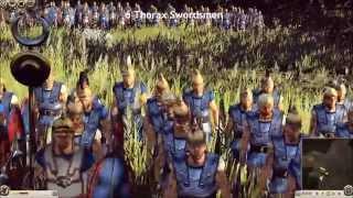 """300 Spartans x 6.4"" - Total War: Rome II Online Battle #0315"