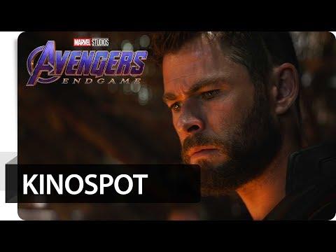 AVENGERS: ENDGAME – Kinospot: Übermacht | Marvel HD